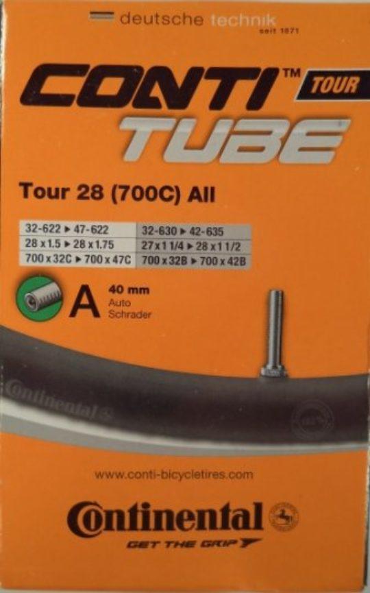 Duše Continental Tour 28 all 28 (3247-622) AV40mm