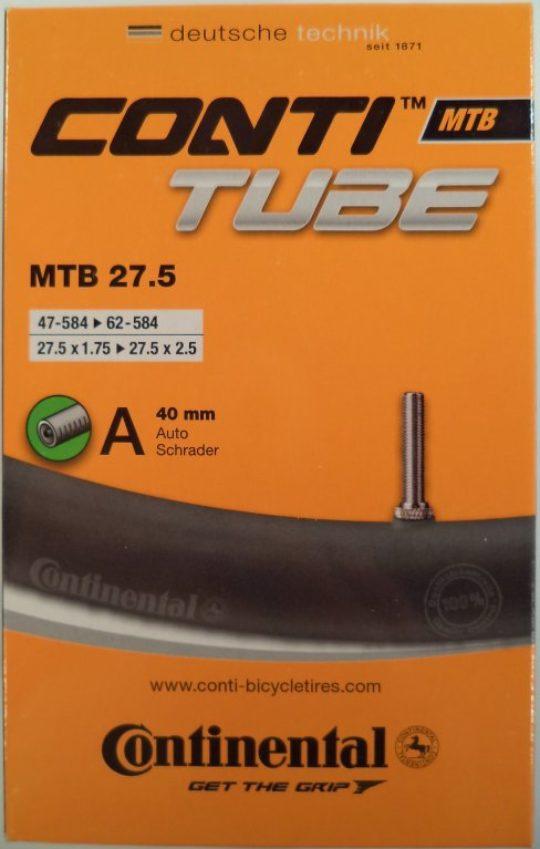 duše Continental MTB 27.5 (4762-584) AV40mm